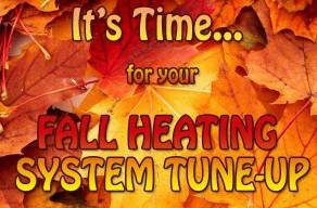 Fall Tune Up