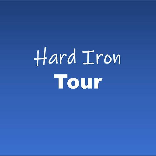 Hard Iron Tour