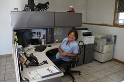 Shari, Office Manager