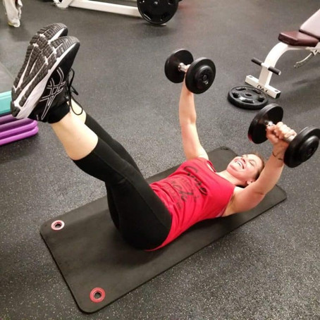 Fit Friday Spotlight Diana Enright: A Perfect Fit for Fitness!