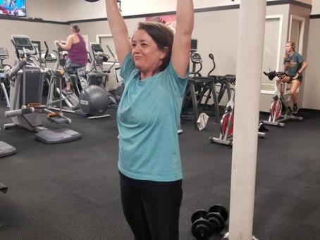Fit Friday Spotlight Deb Kasper: Improving Emotional Health Through Exercise