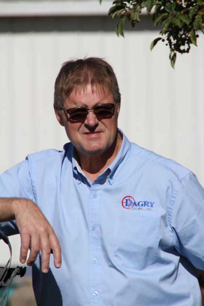 Dave Luedtke, Owner
