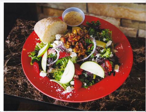 Strawberry Fields Forever Salad James Ga