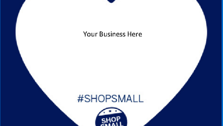 Get Ready for Small Business Saturday