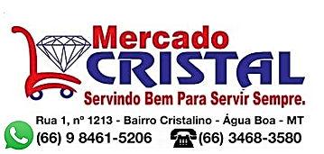 Mercado Cristal-portalnetshopping-agua boa-mt.JPG