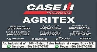 Site Agritex Case IH