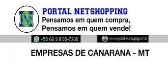 Empresas de Canarana-MT-portalnetshopping