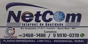 Netcom Internet Água Boa MT
