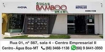 Óticas Bamboo Brasil Água Boa MT