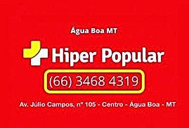 Farmacia drogaria Hiper Popular-portalne