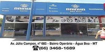 Rainha Bike Shop Água Boa MT
