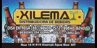 Xilema Distribuidora de Bebidas Água Boa MT