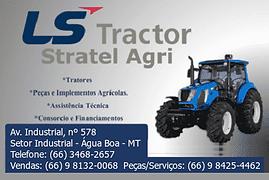 LS Tractor Stratel Agri àgua Boa MT