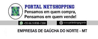 Empresas de Gaúcha do norte-MT-Portalnetshopping