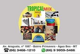 Tropical Mix Primavera Água Boa MT