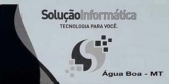 Solução Informática Água Boa MT
