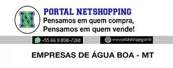 Empresas de Agua Boa-MT-portalnetshopping