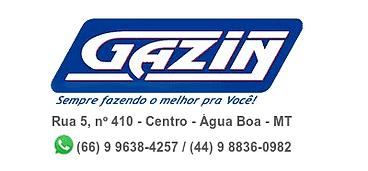 Grupo Gazin Portalnetshopping Àgua Boa MT