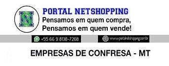 Empresas de Confresa-MT-portalnetshopping