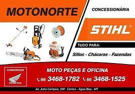 Motonorte Concessionária Stihl Água Boa MT