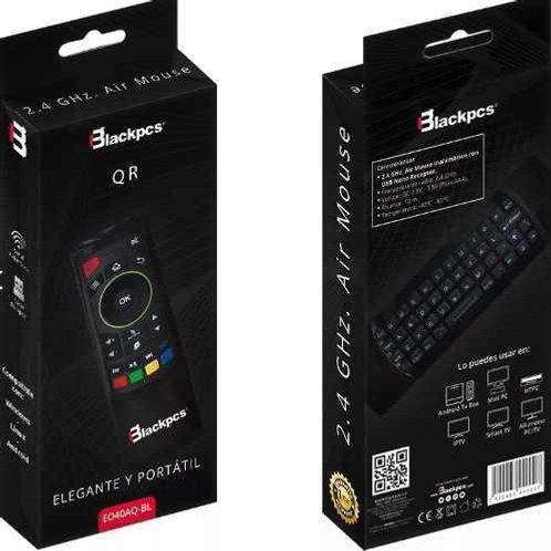 Control Smart Blackpcs para Varios Dispositivos.