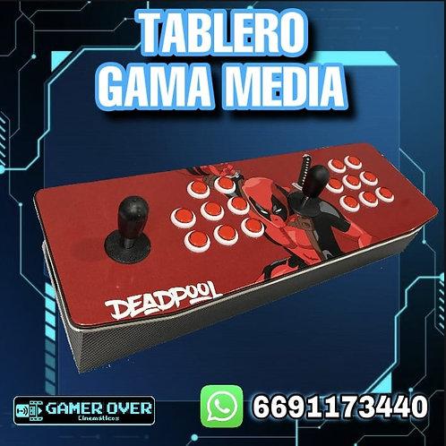 TABLERO ARCADE GAMA MEDIA
