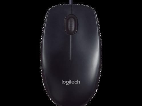 Mouse Logitech M90 Alámbrico Usb