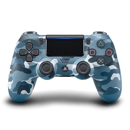 Control PS4 Blue Camo Inalámbrico