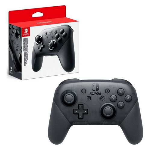 Nintendo Switch Pro Controller - Mando pro