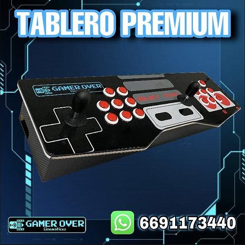 TABLERO PREMIUM PI + 2 GAMEPAD MEGAFIRE