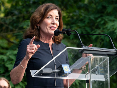 244 Years Later, Kathy Hochul to Become New York's First Woman Governor
