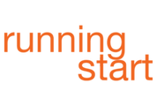 Running Start logo