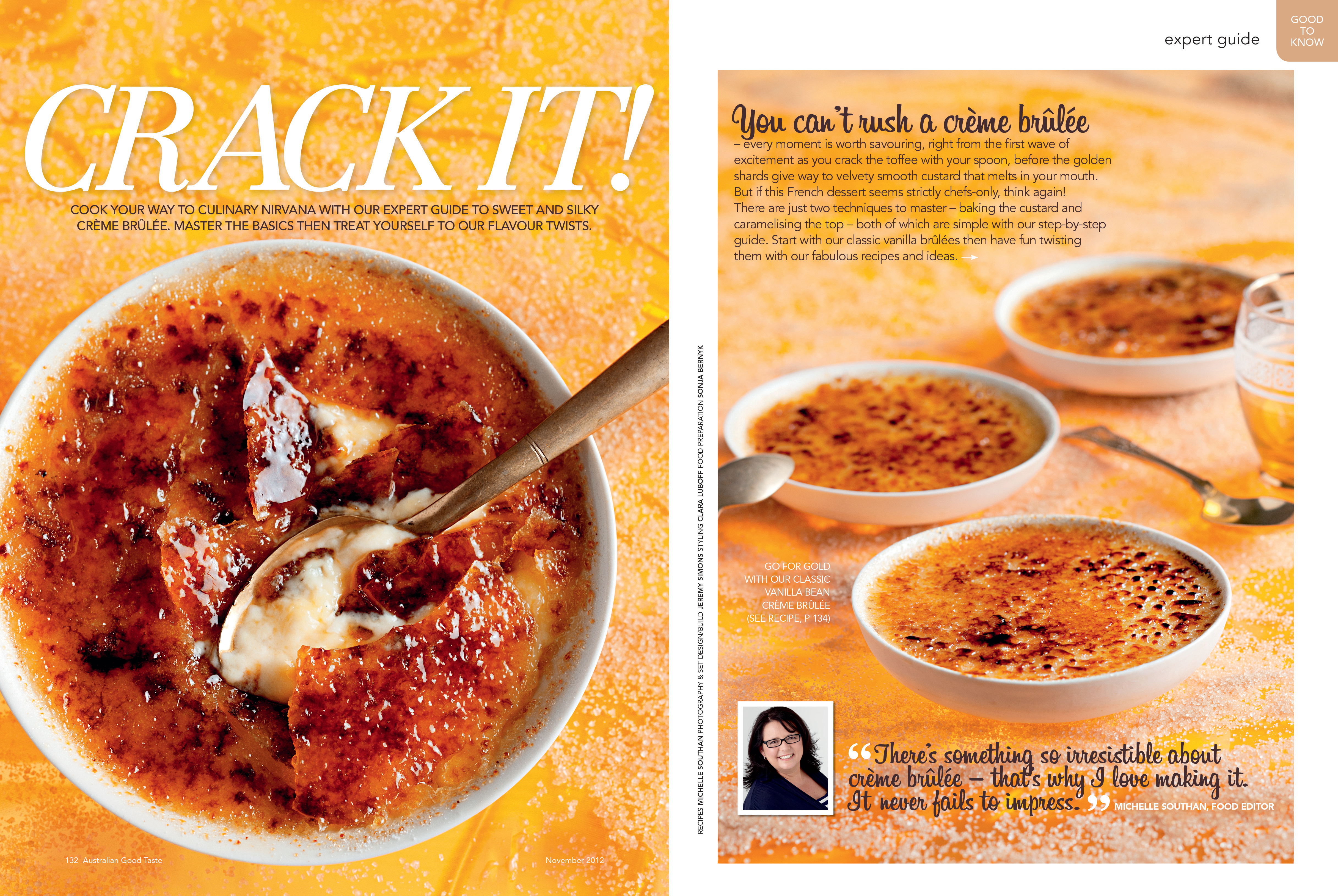 Australian Taste magazine