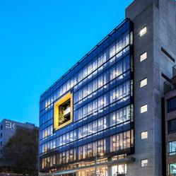 Edificio Corporativo Amarilo