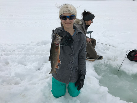 Gunnison Fishing Guided are getting ready for ice fishing season