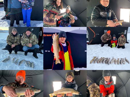 Ice Fish Colorado | Guided Ice Fishing Trips in Gunnison