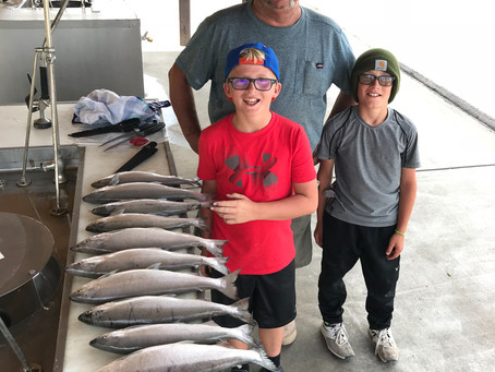 Blue Mesa Fishing Guide now booking 2019 spring and summer trips