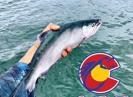 Blue Mesa Fishing Report 7/20/20