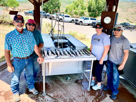 Colorado Fishing Vacation Destination | Gunnison Colorado