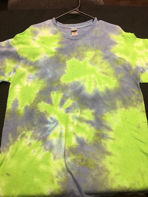 tie dye shirt - large