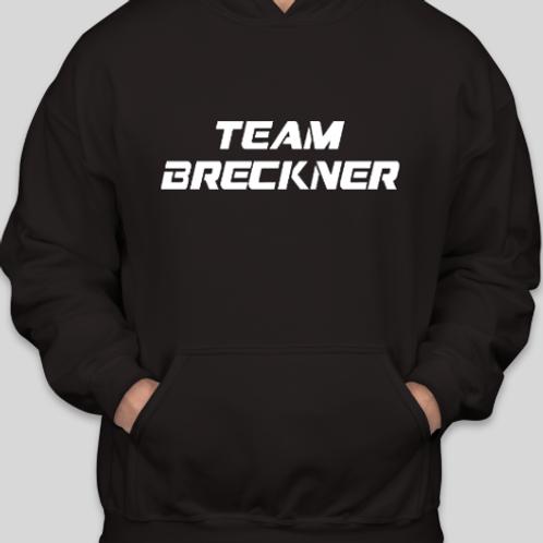 Team Breckner hoodie