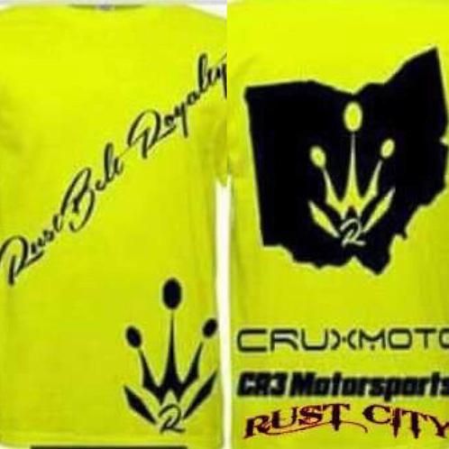 RBR yellow shirt