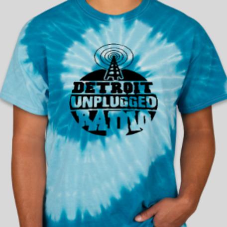 detroit unplugged tie dye