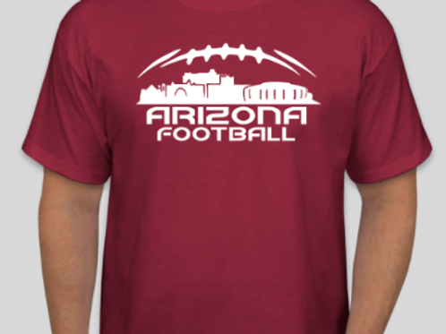 arizona football custom shirt