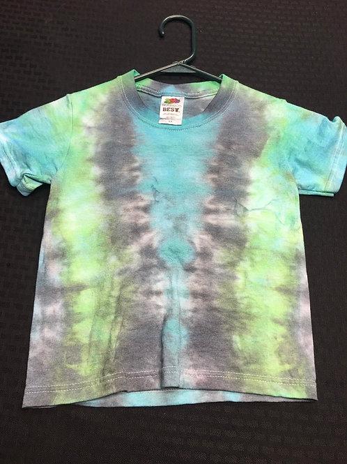 tie dye shirt - 2/4