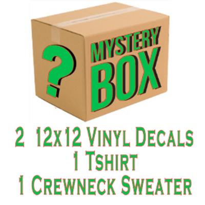Emerald mystery box