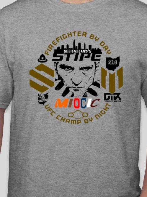 stipe champ shirt