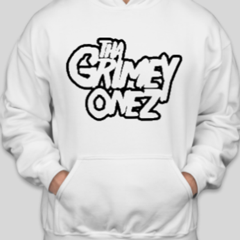new grimey onez hoodie