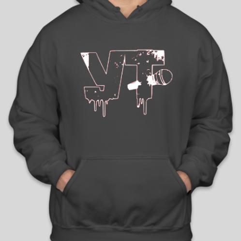 yung ty hoodie mic