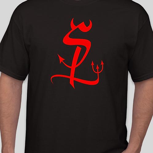 st luke logo shirt